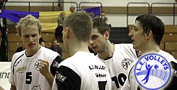 L.E. Volleys: Das Wunder der Brüderhölle – Abstieg verhindert