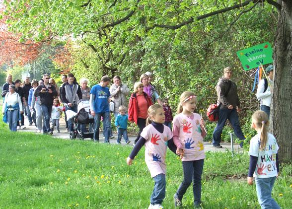 Kinder aufgepasst – 7-Seen-Wanderung mit neuer Maikäfertour