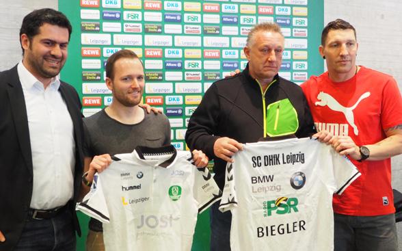 Michael Biegler wird ab 2018 Cheftrainer des SC DHfK Leipzig – Zuvor übernimmt André Haber