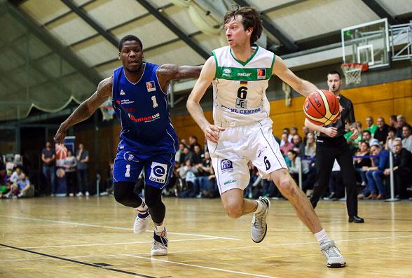 Uni-Riesen Leipzig steigen aus der 2. Basketball-Bundesliga ProB ab