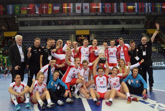 60.000 Zuschauer bei Handball-WM in Leipzig – Ausstrahlung in über 100 Länder