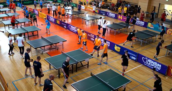 8. Konsum Leipzig Tischtennis Firmen-Cup