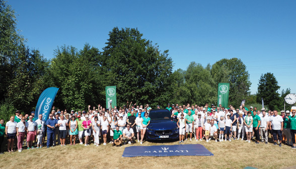 Rekorderlös beim 5. SC DHfK Golfcup–Trainingslager beginnt heute