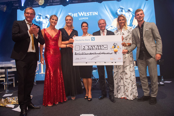 Leipzig erneut Golf-Charity-Hauptstadt Deutschlands